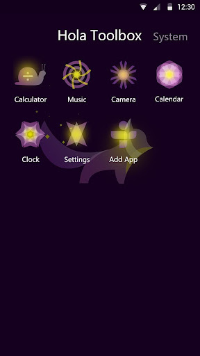 玩免費生活APP|下載Magic Night - Launcher Theme app不用錢|硬是要APP