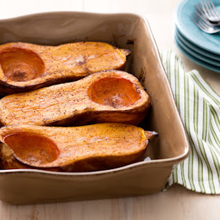 Roasted Butternut Squash.