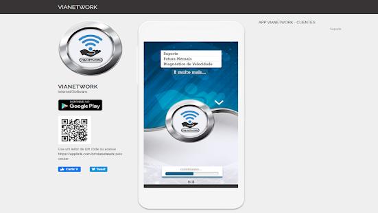 Download APP VI@NETWORK - CLIENTES For PC Windows and Mac apk screenshot 3