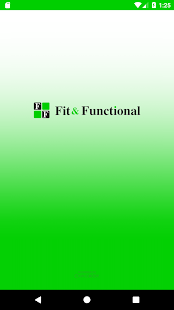 Fit & Functional - náhled
