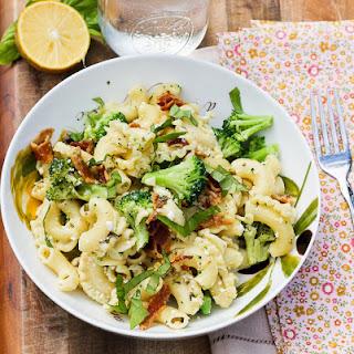 Baked Lemon Basil Pasta Recipes