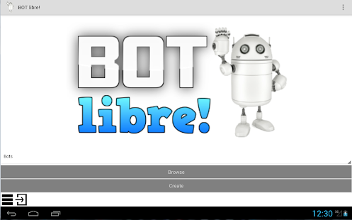 Bot Libre!- screenshot thumbnail