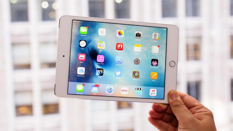 iPad Mini 4, iOS, Apple, iPad