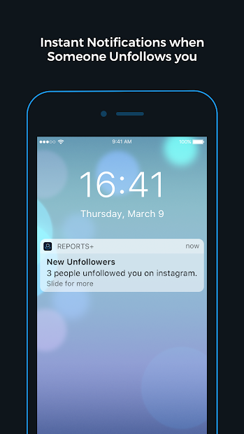 Reports+ Followers Analytics for Instagram