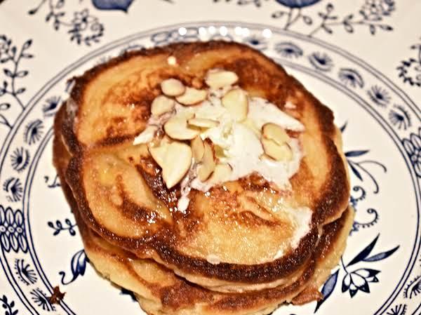 Coconut-banana Pancakes