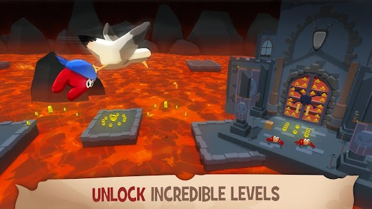 Kraken Land : Platformer Adventures App Download For Android and iPhone 9
