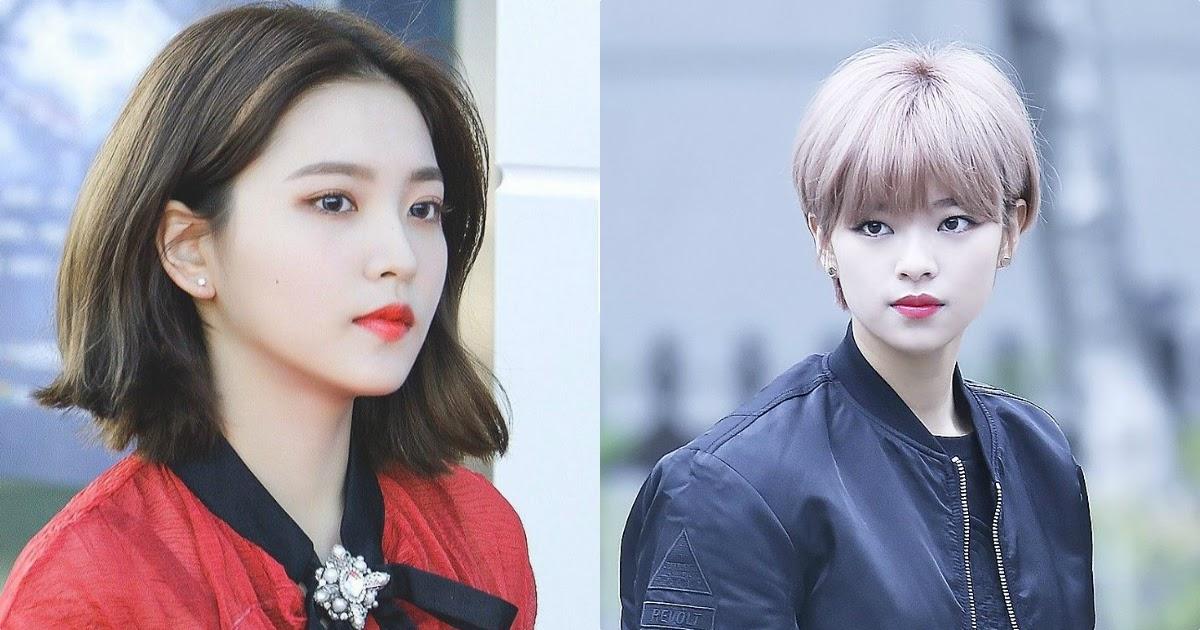 15 Female Idols Who Prove Short Hair Is Beautiful Koreaboo