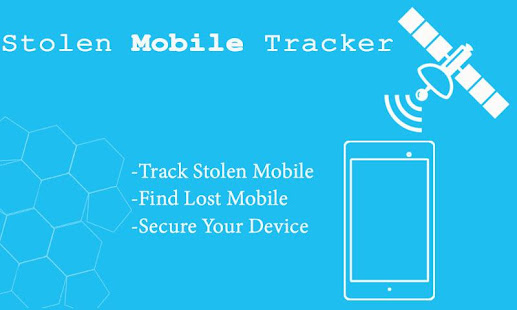 Stolen Mobile Tracker - Android Apps on Google Play