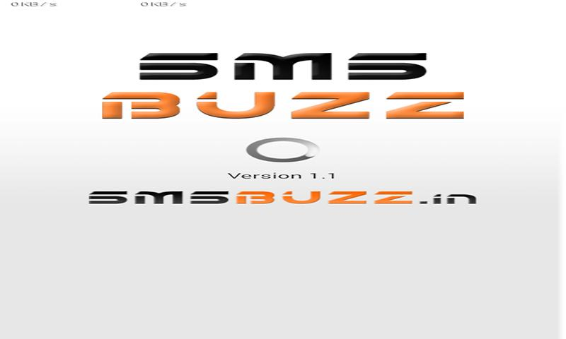 SmsBuZZ - Free & Funny Sms Col- screenshot