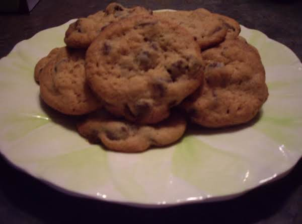 Soft And Chewy Pudding Mix Chocolate Chip Cookies