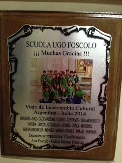 Argentina in Italia