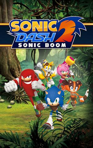 android Sonic Dash 2: Sonic Boom Screenshot 0