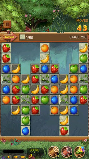 Fruits Forest : Rainbow Apple 1.2.9 screenshots 4