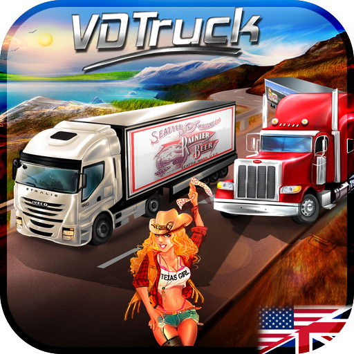 VDTruck: Last Convoy Games (apk) free download for Android/PC/Windows