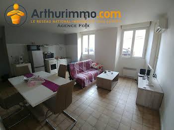 Appartement 3 pièces 53,81 m2