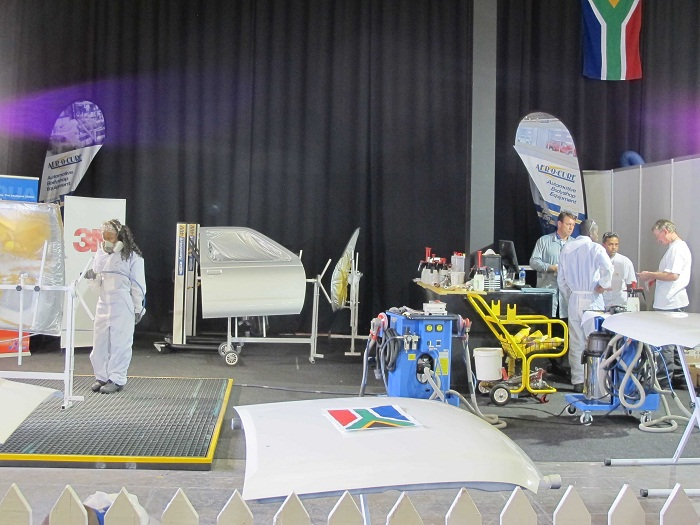 Skills workshops demonstrated the range of skills training in SA. Picture: SUPPLIED