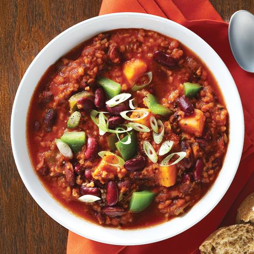Coconut Curry Chili Recipe