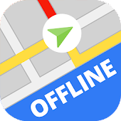 Tải Game Offline Maps & Navigation