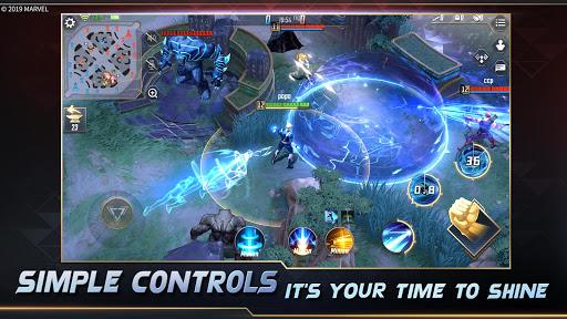 MARVEL Super War screenshot 4