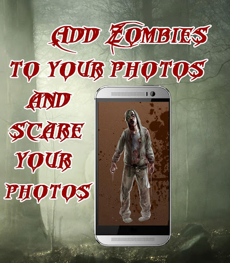 Zombie Death in your photo
