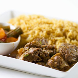 Spicy Indian Lamb Curry