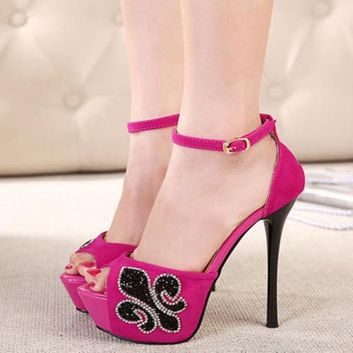女高跟鞋 生活 App LOGO-硬是要APP
