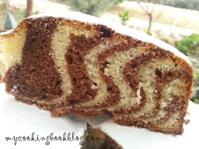 Кекс Зебра (Zebra Cake)