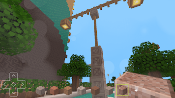 screenshot of Cube Craft Pro Exploration Game Adventure