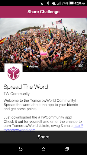 TomorrowWorld Community|玩生活App免費|玩APPs