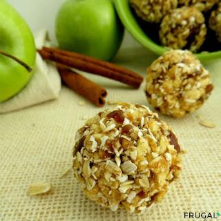Apple Cinnamon Energy Bites Recipe
