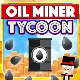 Oil Miner Tycoon: Clicker Game