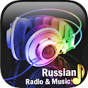 Russian music & radio icon