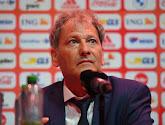 """Jacky Mathijssen heeft één groot doel met de Jonge Duivels voor ogen: """"Ben al op leeftijd hé"""""""