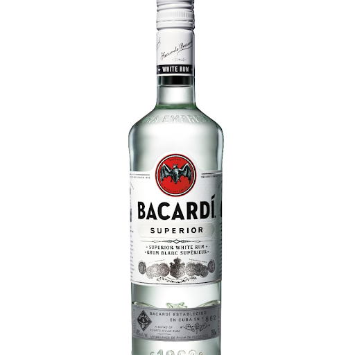 Bacardi Superior White Rum 750ml
