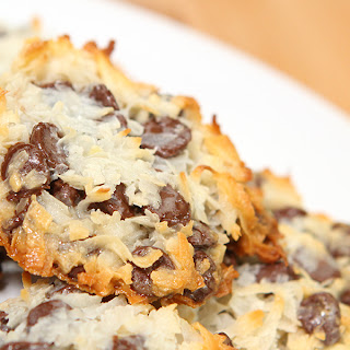 Almond Joy Cookies.
