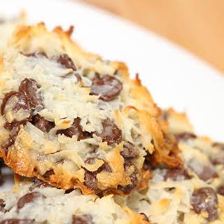 Almond Joy Cookies.