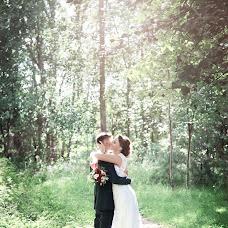 Wedding photographer Olga Frolova (Olikfon). Photo of 19.08.2016
