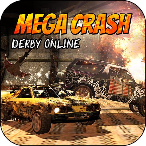 Mega Car Crash Multiplayer Online Destruction