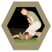 Marine Martial Art