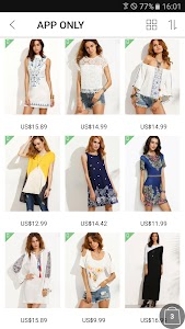 SheIn - Shop Women's Fashion screenshot 1