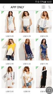 SheIn - Shop Women's Fashion screenshot 01
