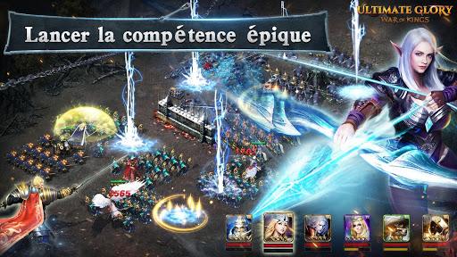 Ultimate Glory - War of Kings  captures d'u00e9cran 3