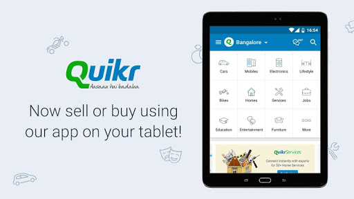 Quikr Free Local Classifieds for PC
