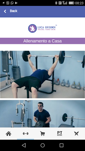 Luca Grisendi Personal Trainer Online 2.1 3