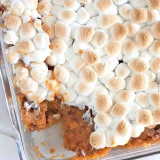 Sweet Potato Casserole Recipes.