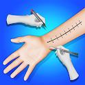 Amateur Doctor Bone Surgery icon