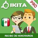 Receipt for fees (Mexico) Pro icon