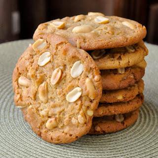 Peanut Butter Crunch Cookies.