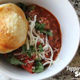 Crock Pot Pepperoni Pizza Soup Recipes