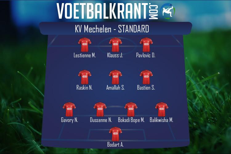 Standard (KV Mechelen - Standard)